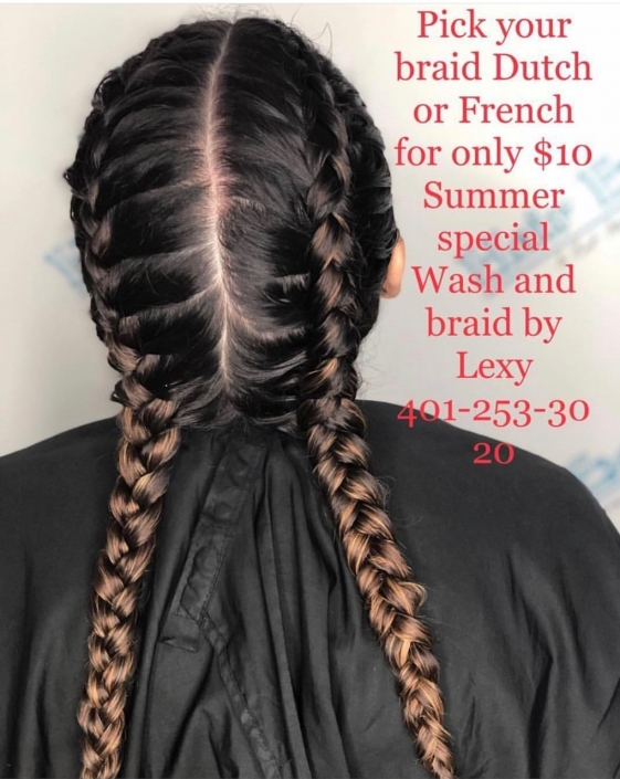 braids salon